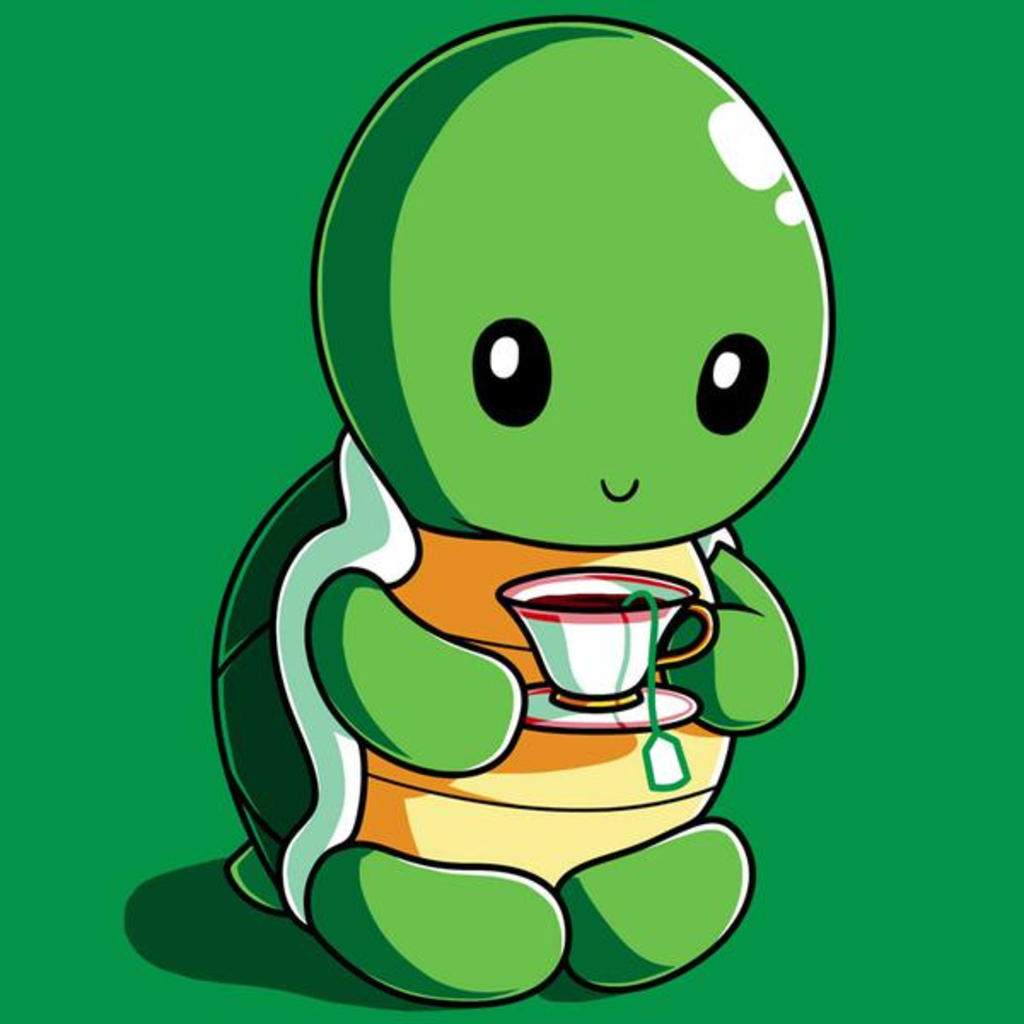 TeeTurtle: Tea Turtle