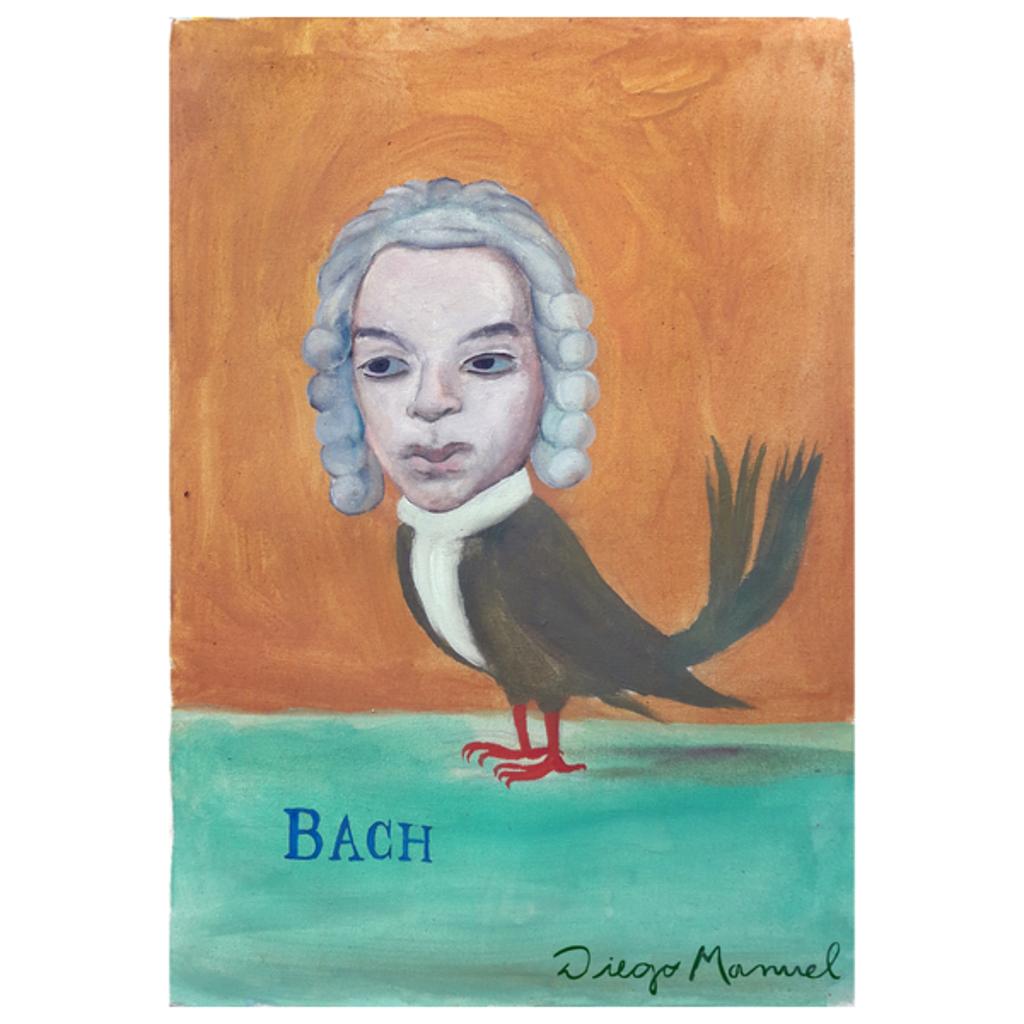 NeatoShop: Bach bird