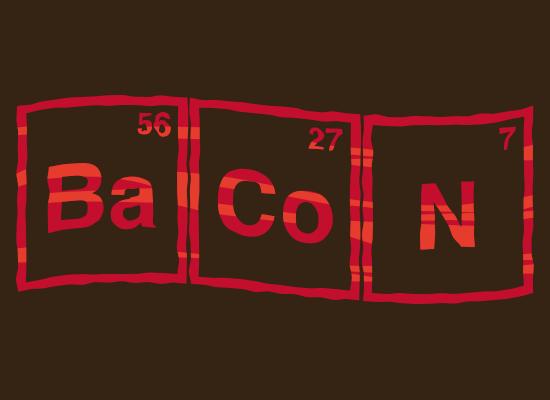 SnorgTees: Bacon Compound