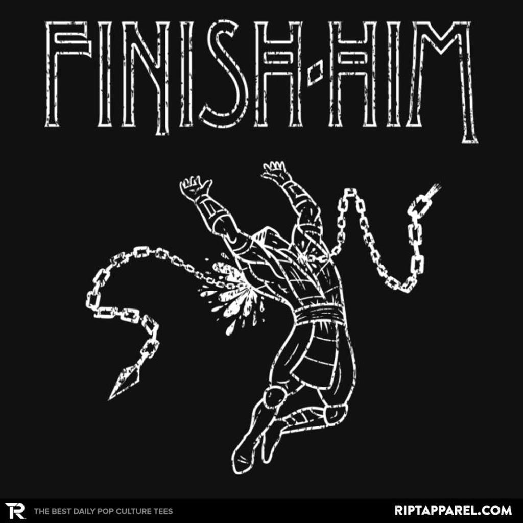 Ript: Finish Him Scorp!