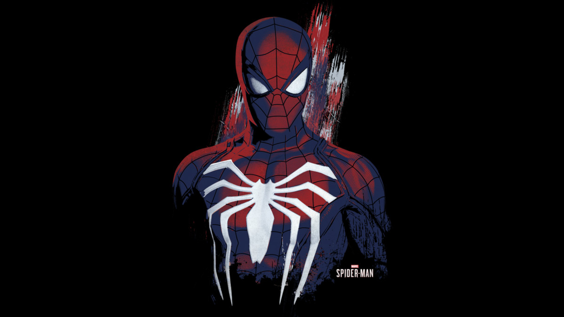 Design by Humans: Painted Spidey