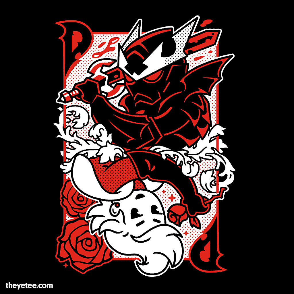 The Yetee: Alternate Dimension Dark