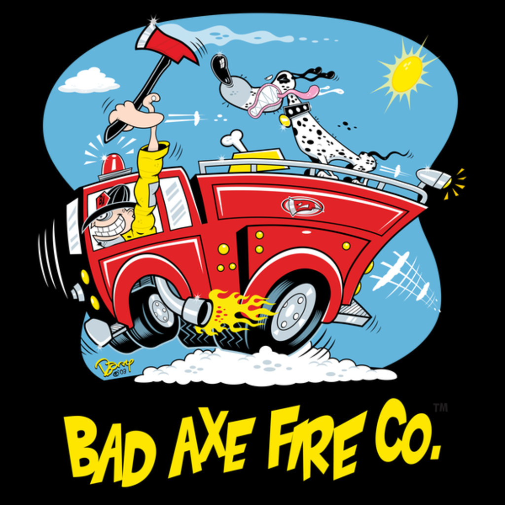 NeatoShop: Bad Axe Fire Co.