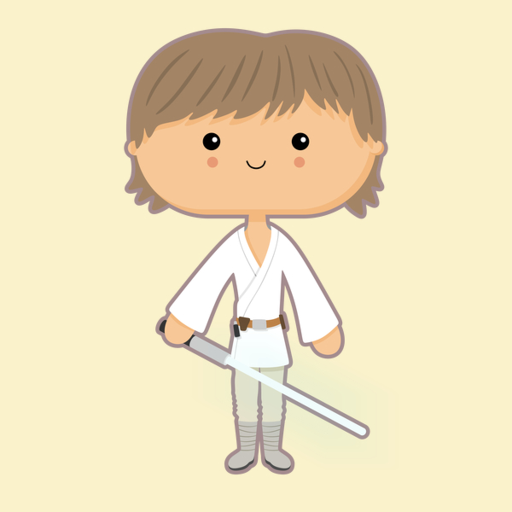 NeatoShop: Lightsaber Boy