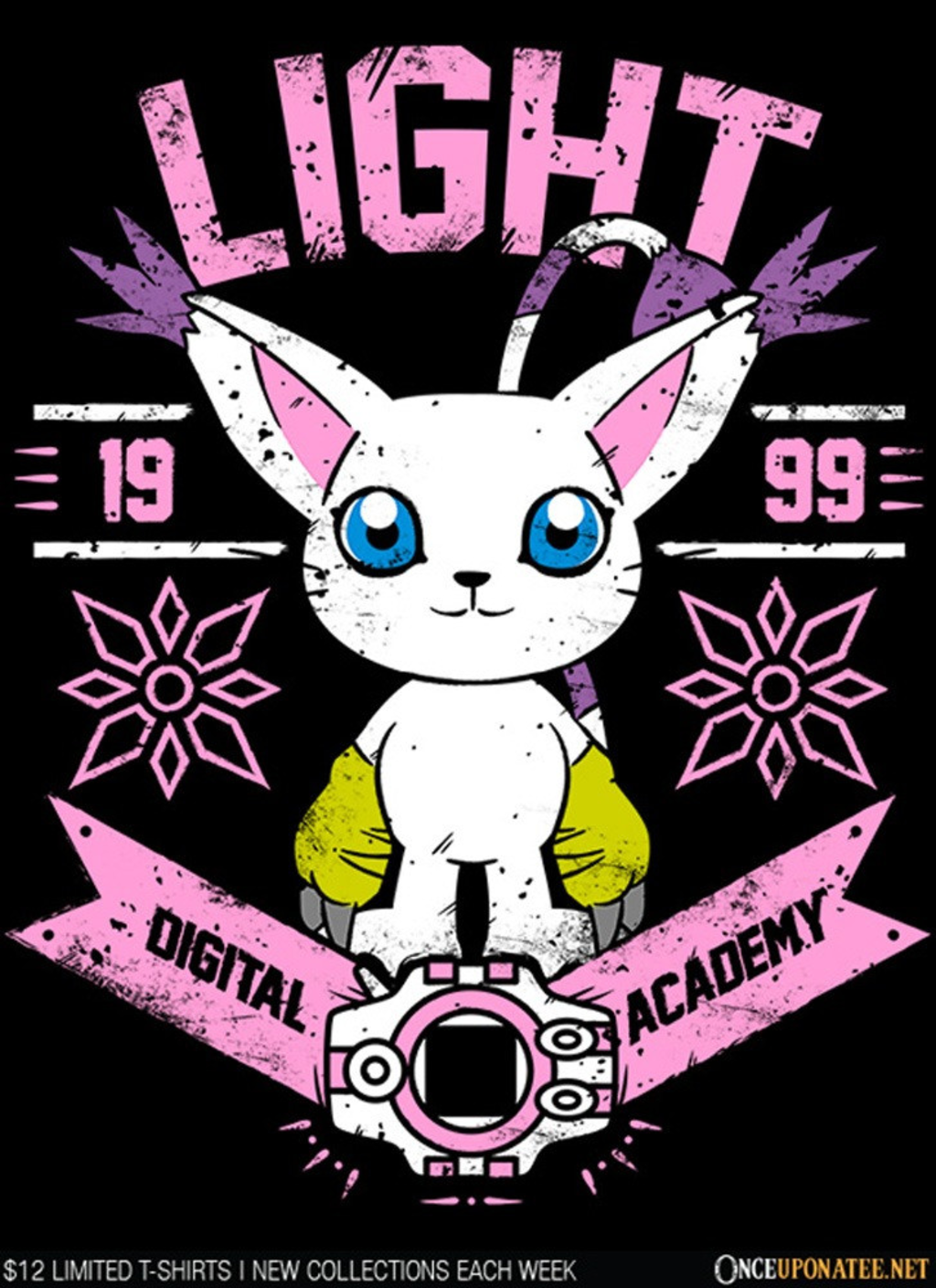 Once Upon a Tee: Light Academy