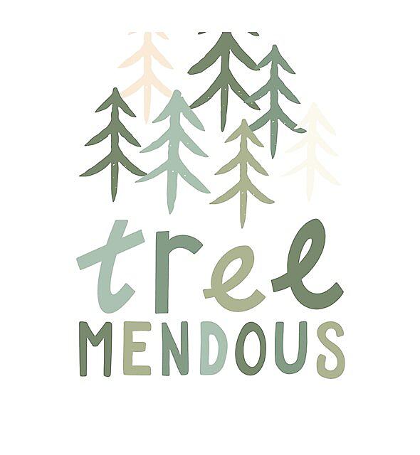 RedBubble: TREE-mendous