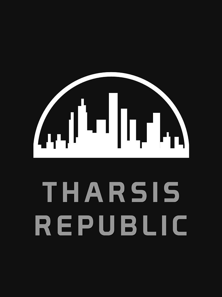 RedBubble: Terraforming Mars: Tharsis Republic
