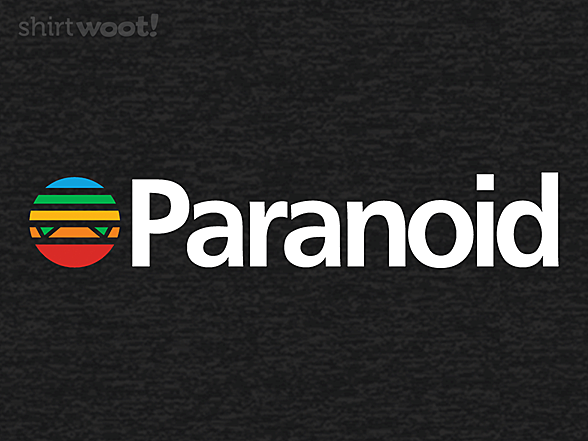 Woot!: Paranoid Android