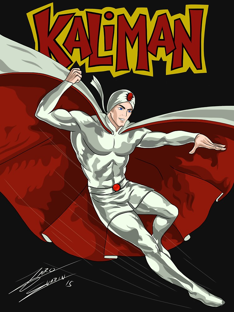 RedBubble: Kaliman