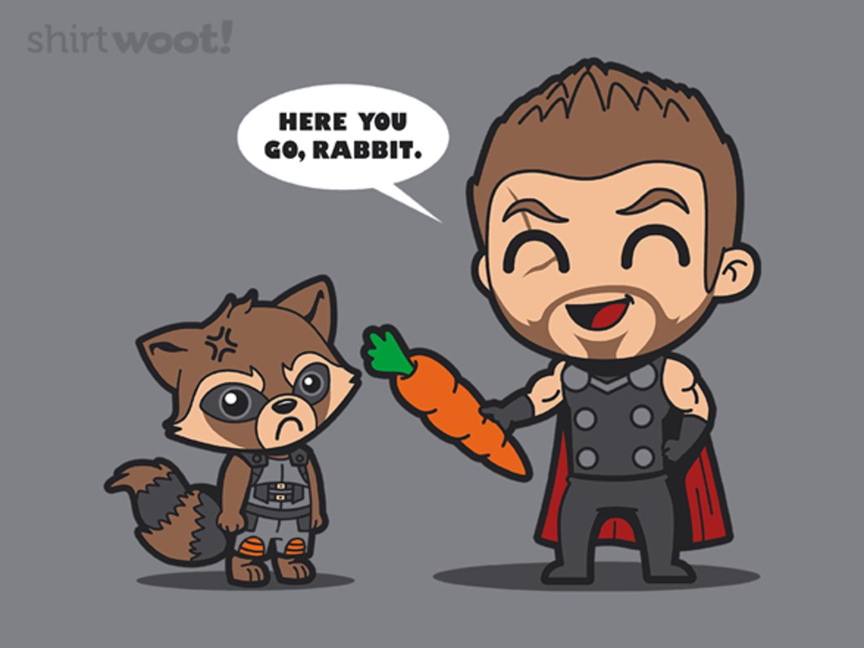 Woot!: I'm No Rabbit!