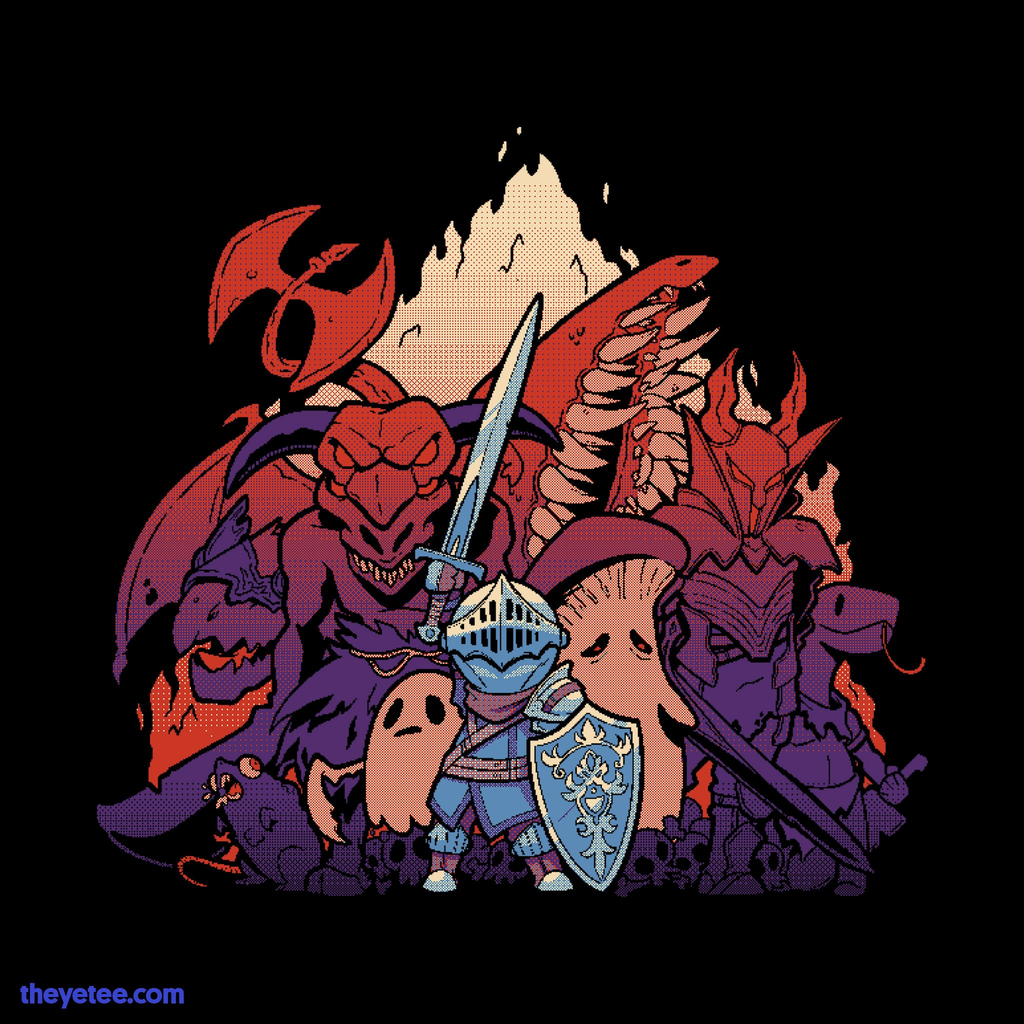 The Yetee: From The Flame