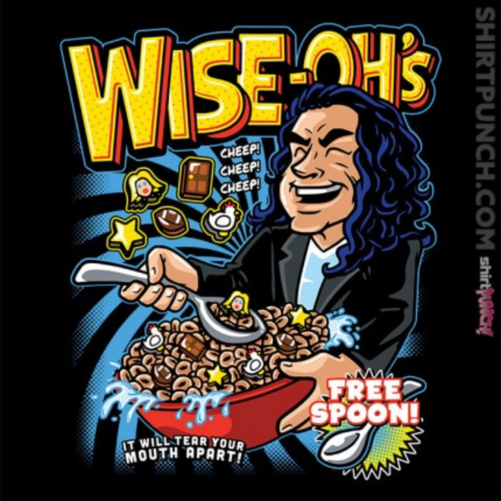 ShirtPunch: Wise-Oh's