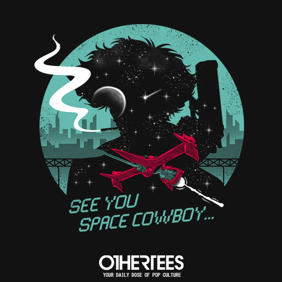 OtherTees: Space Cowboy