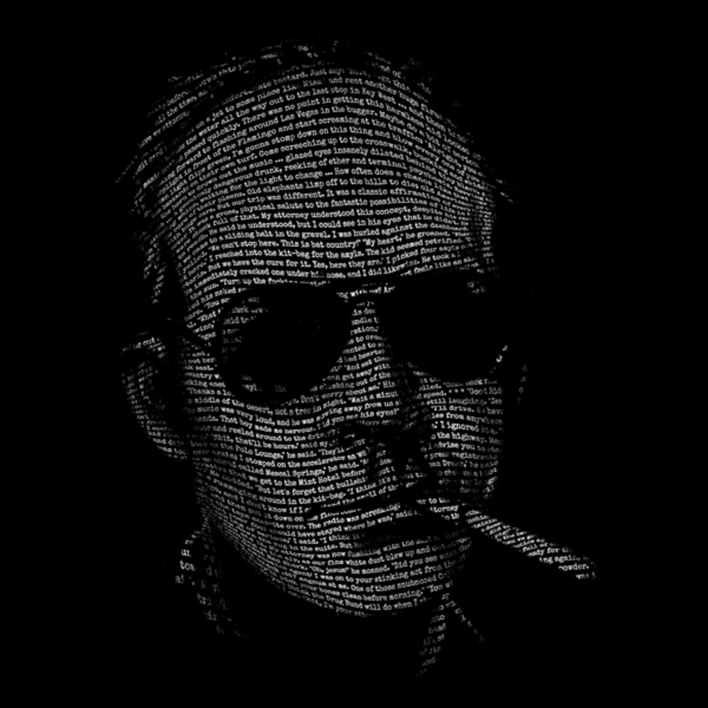 NeatoShop: Fear and Loathing Hunter S Thompson