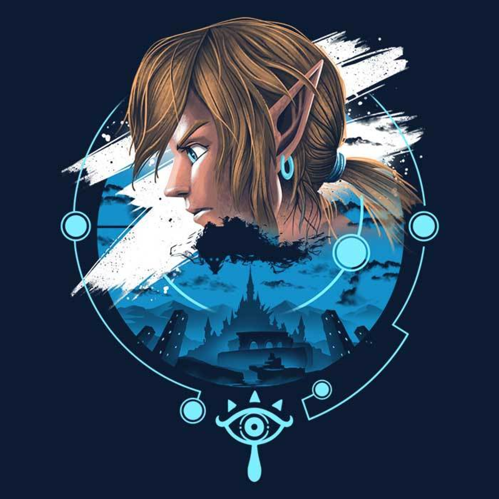 Once Upon a Tee: Into the Wild