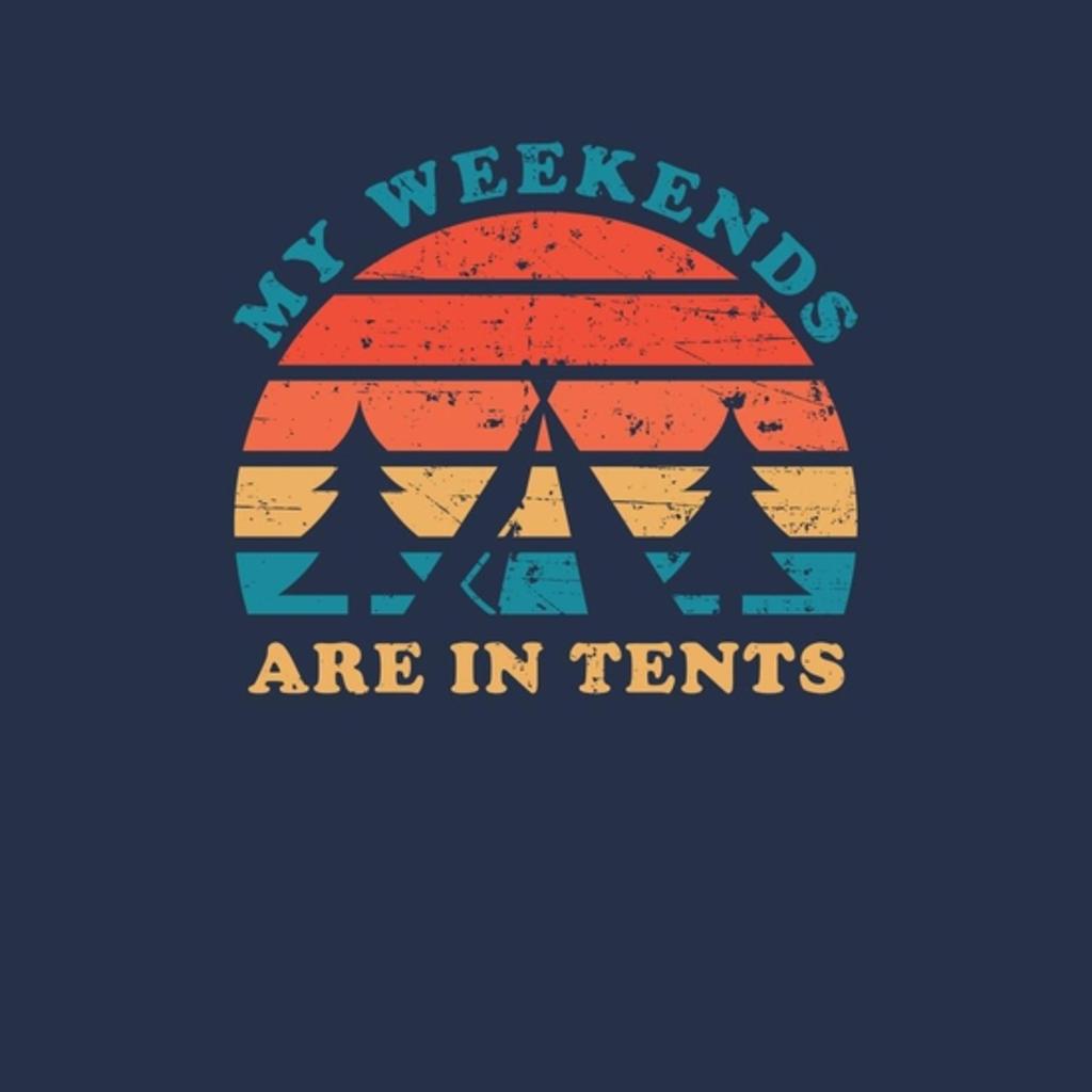 BustedTees: My Weekends
