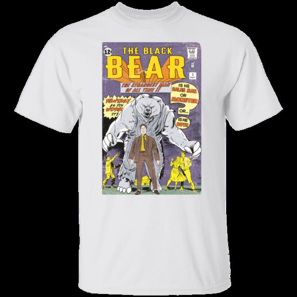 Pop-Up Tee: The Black Bear