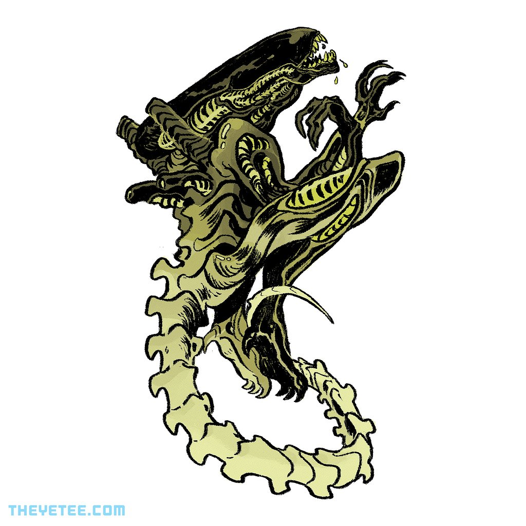 The Yetee: Humble Drone