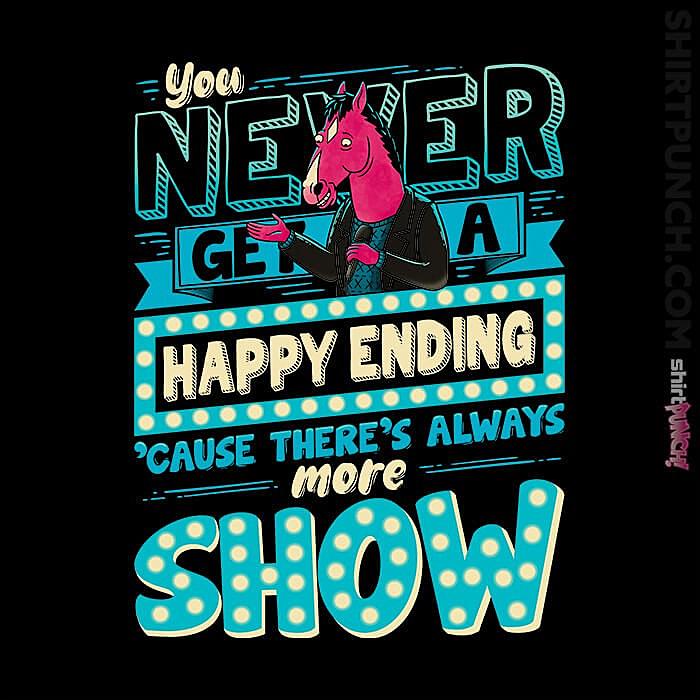 ShirtPunch: More Show