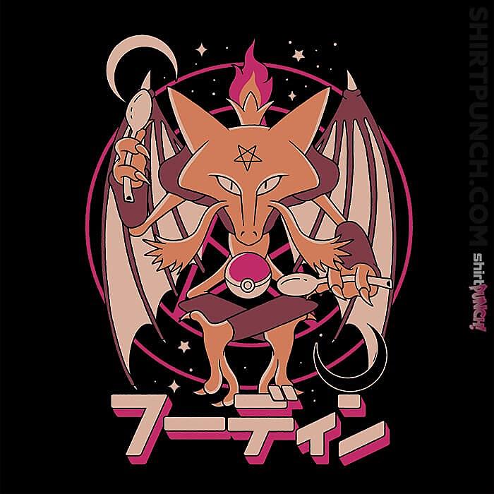 ShirtPunch: Alakazam