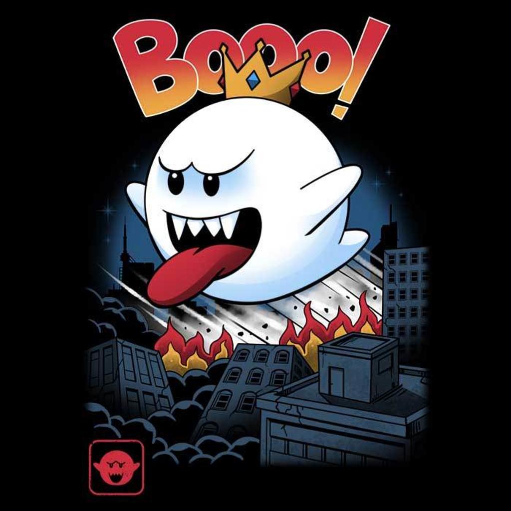 Once Upon a Tee: King Ghost Kaiju