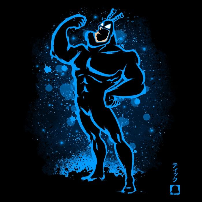 Once Upon a Tee: The Tick