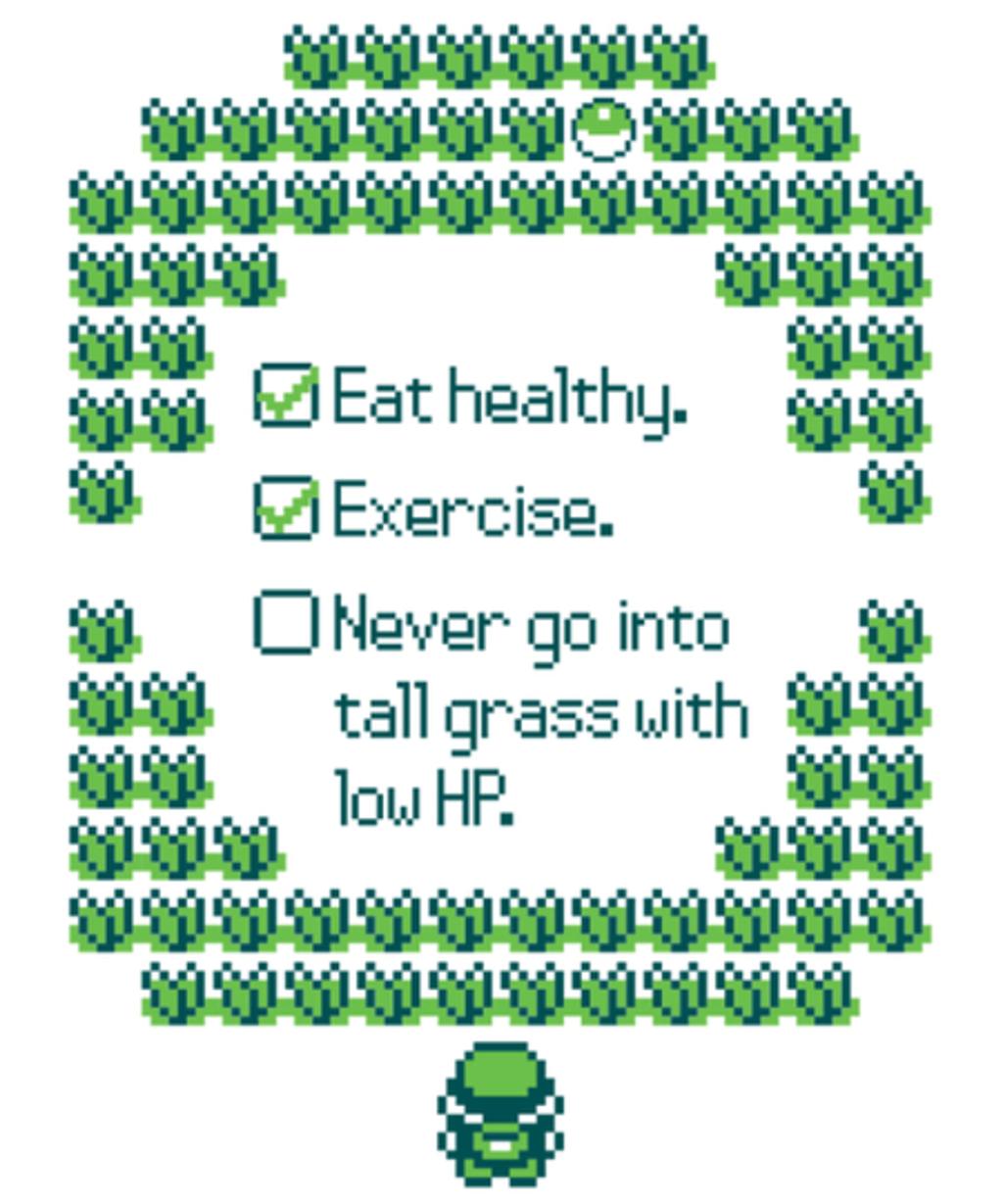 Qwertee: Green Trainer Tips