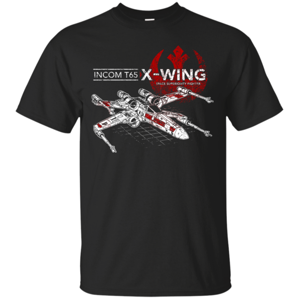 Pop-Up Tee: T-65 X-Wing