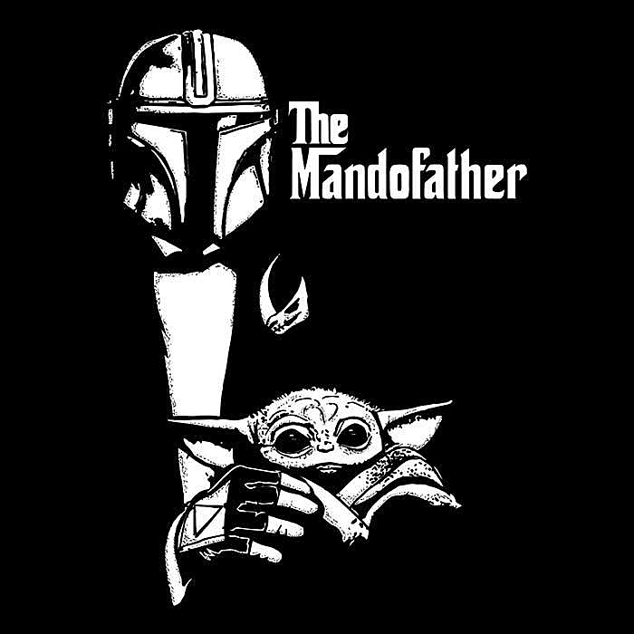 Once Upon a Tee: The Mandofather