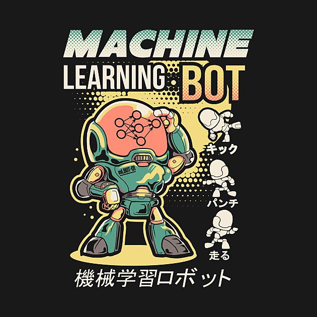 TeePublic: Machine Learning Bot