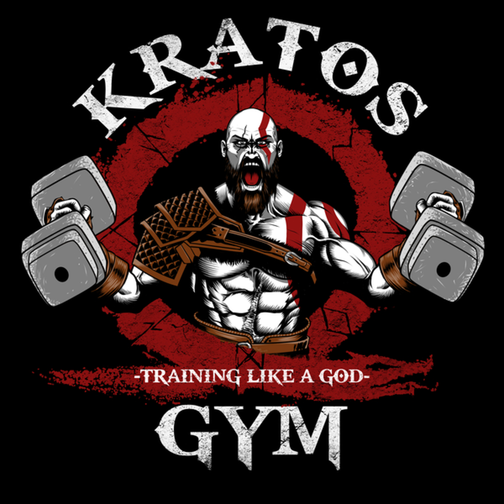 NeatoShop: Kratos Gym