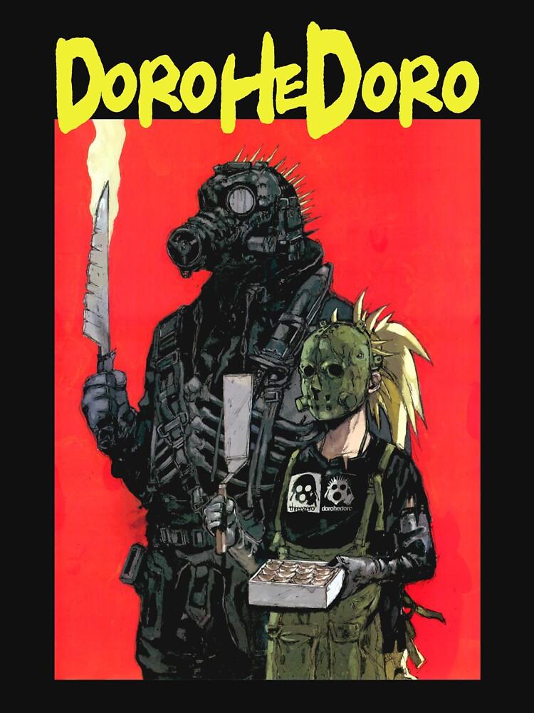 RedBubble: DOROHEDORO