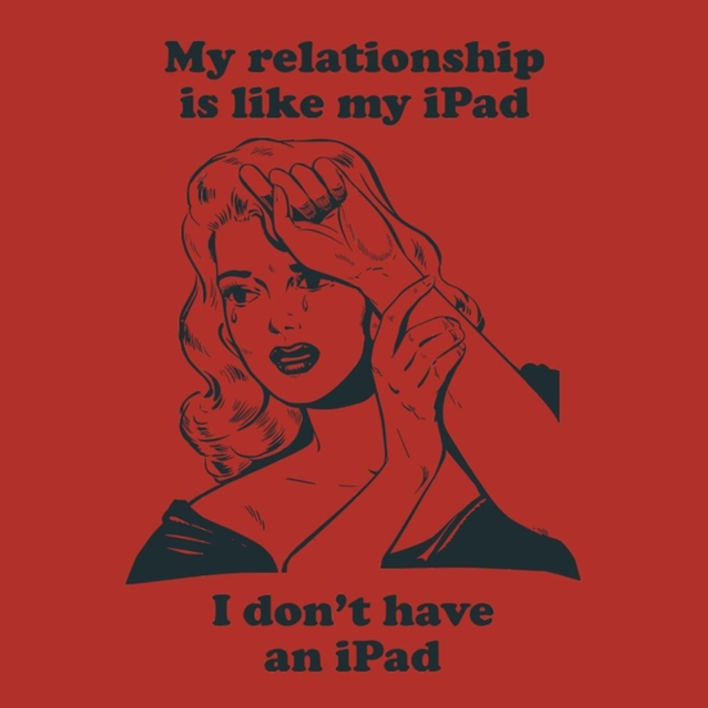 BustedTees: My Relationship