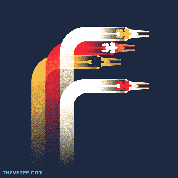 The Yetee: FUTURE RACE