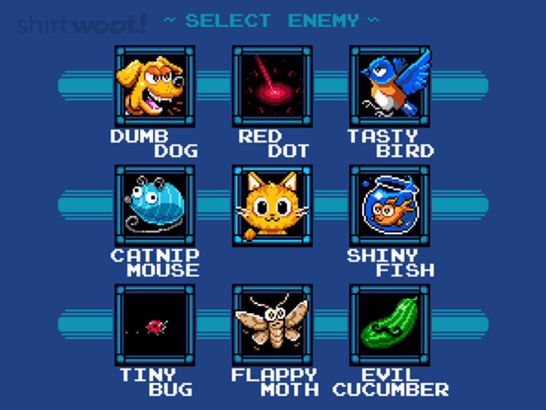 Woot!: Sworn Enemies