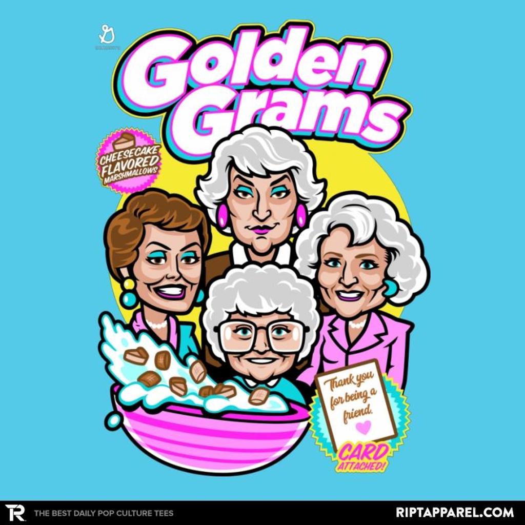 Ript: Golden Grams