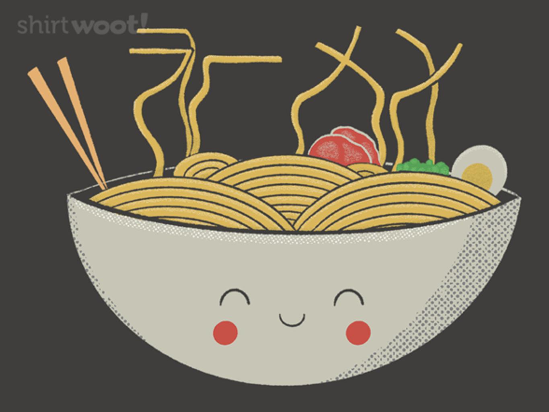 Woot!: Japanese Ramen
