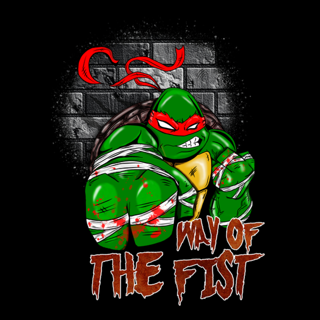 NeatoShop: Way of the fist