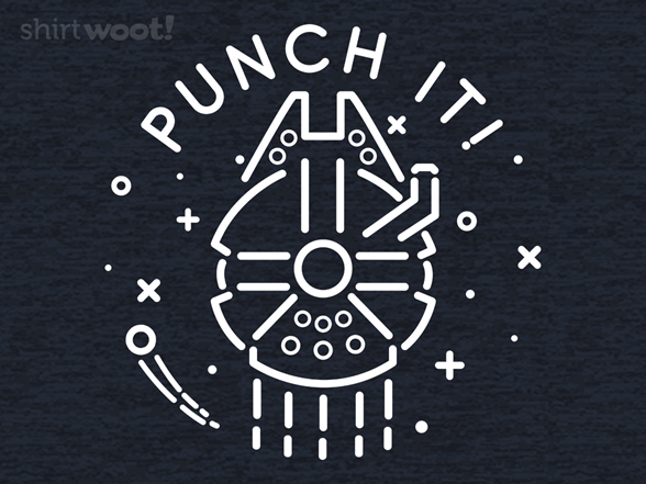 Woot!: PUNCH IT!
