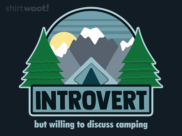 Woot!: Camp Introvert