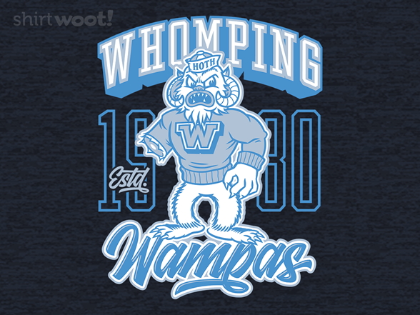 Woot!: Whomping Wampas