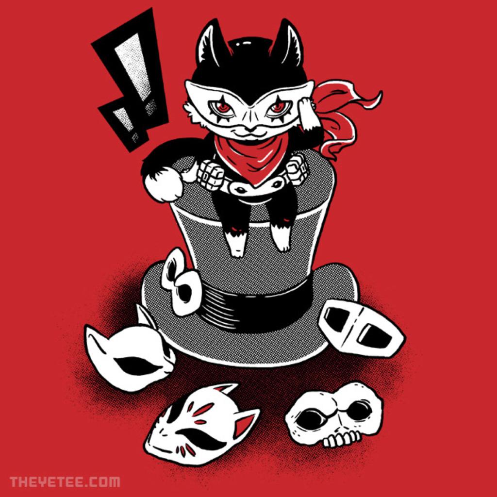 The Yetee: Cat Burglar