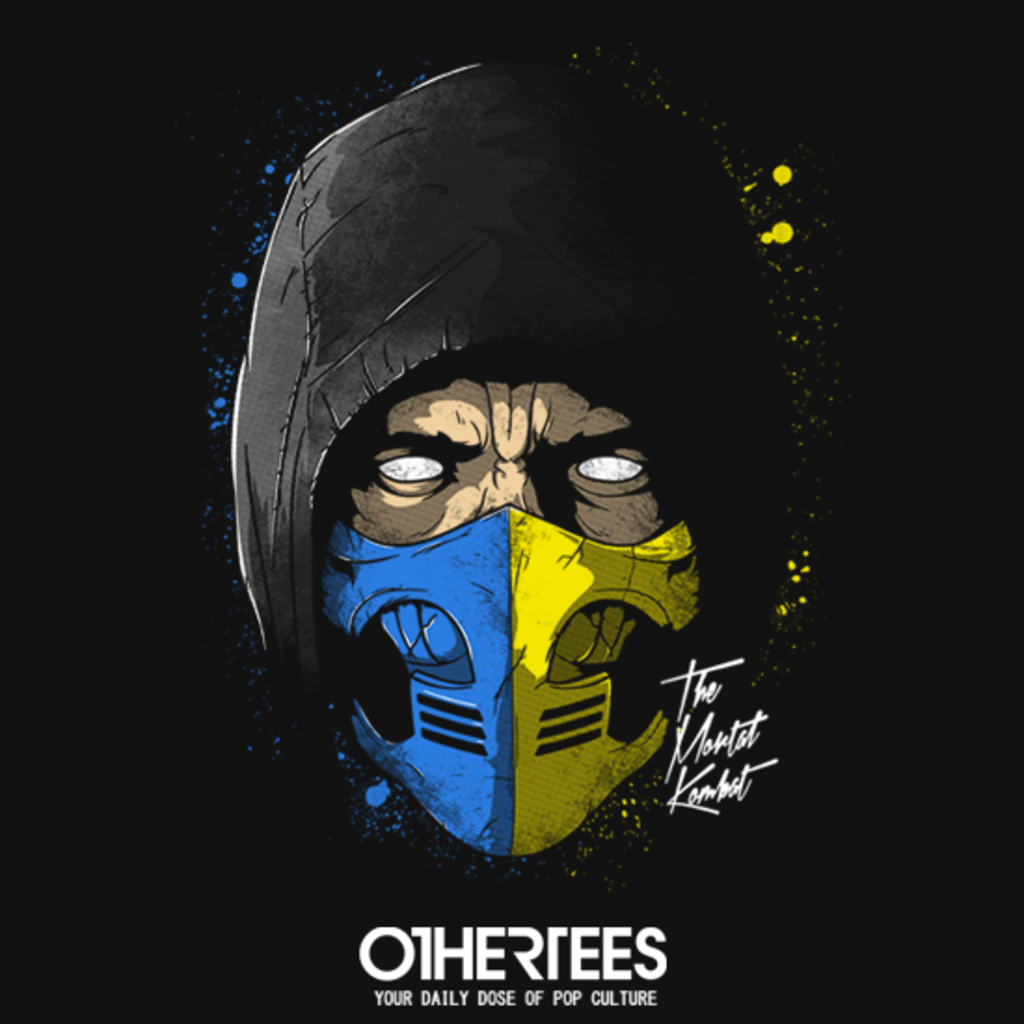 OtherTees: Daft Mortal