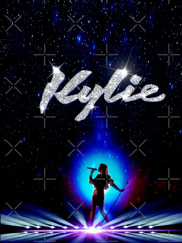 RedBubble: Kylie Minogue - Disco - Pop Queen
