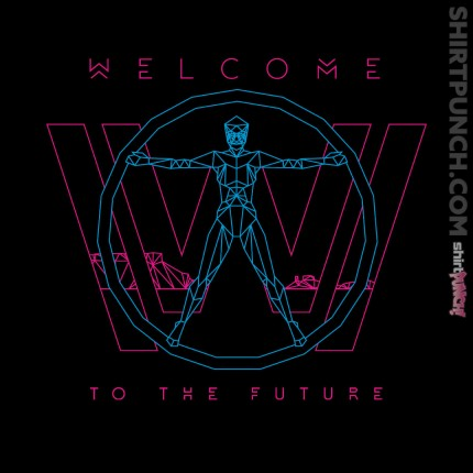ShirtPunch: Welcome to the Future