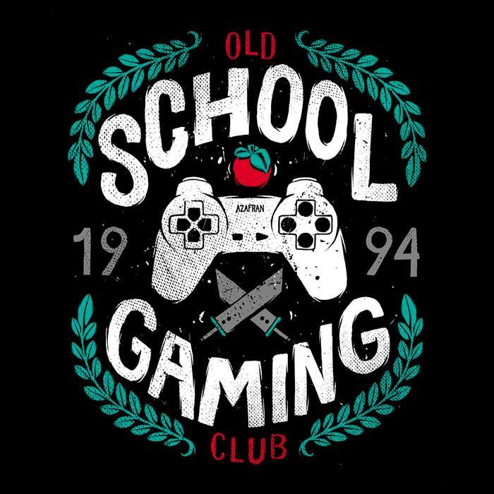 Once Upon a Tee: PSX Gaming Club