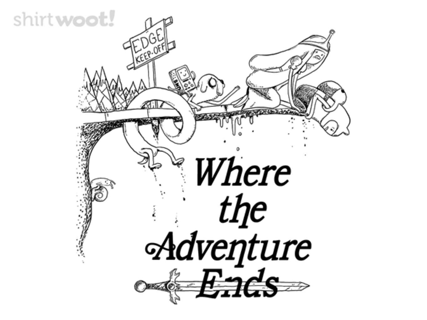 Woot!: Adventure's End