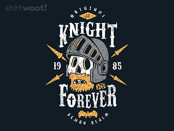 Woot!: Knight Forever