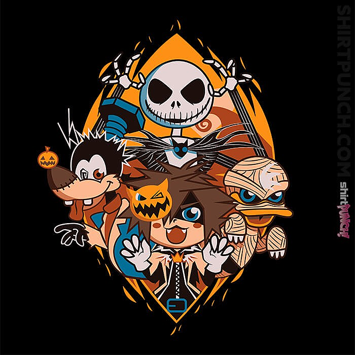 ShirtPunch: This Is Halloween