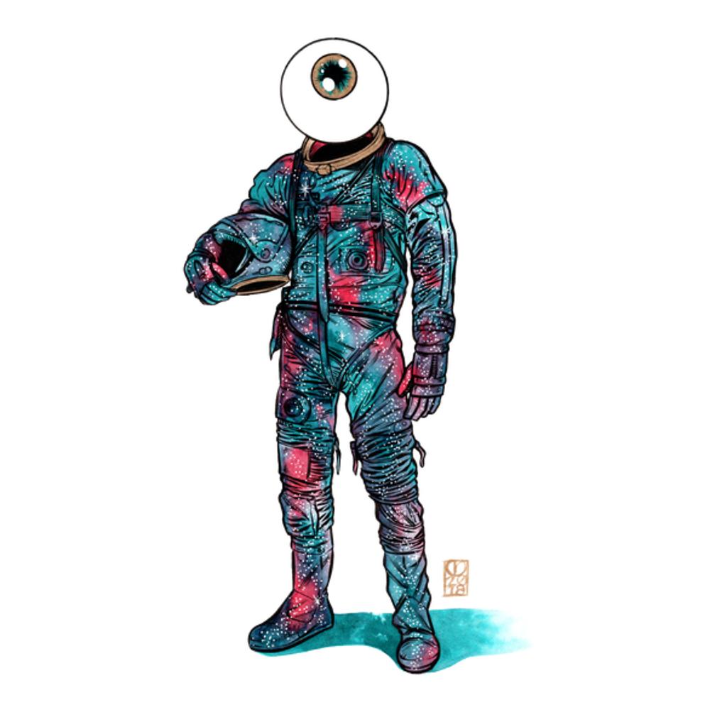 NeatoShop: Eyeball Cosmic-naut